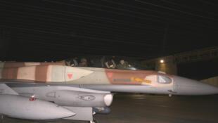 យន្តហោះចម្បាំងប្រភេទ F-16 របស់ទ័ពអ៊ីស្រាអែល