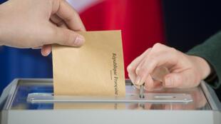Ảnh minh họa cho cuộc bầu cử cấp địa phương tại Pháp năm 2020. Nguồn : Bộ Nội Vụ.