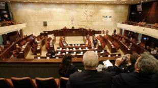 Заседание Кнессета