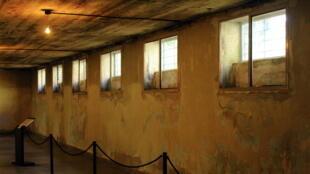 O sótão da ESMA, a Escola Mecânica da Armada, o maior centro clandestino de detenção, tortura e extermínio da ditadura militar argentina.