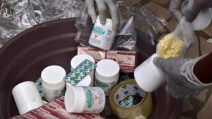 Le trafic de faux médicaments est un véritable enjeu de santé publique en Afrique. (Photo d'illustration)