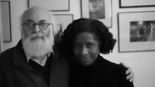 Adolfo et Leïla Kaminsky.