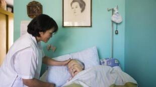 En México, la eutanasia está penada con 12 años de cárcel.