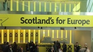 SNP Spring conference in Scotland, April 2019