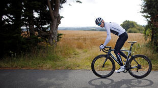 Chris Froome had been seeking a fifth Tour de France title.