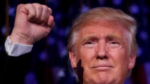 Donald Trump zababben shugaban Amurka