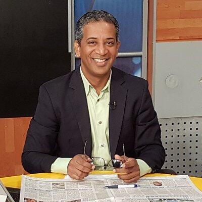El politólogo dominicano Javier Cabreja.
