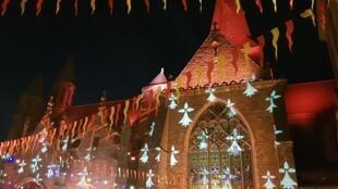 Средневековый праздник в Геранде