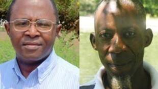 José Marcos Mavungo e Arão Bula Tempo, detidos em Cabinda a 14 de Março