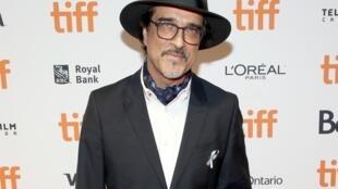 Le réalisateur Atiq Rahimi lors de la première de son film « Notre Dame du Nil » au Festival international du film de Toronto (Tiff).