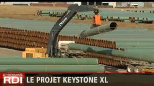 Đường ống dẫn dầu Keyston XL (2424actu.fr)