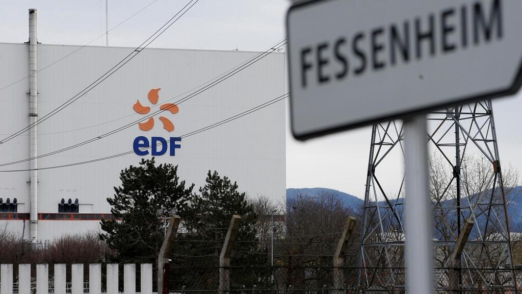 Fermeture définitive de Fessenheim, la plus vieille centrale nucléaire de France