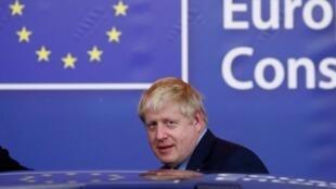 Le Premier ministre britannique Boris Johnson s'est dit «confiant» vendredi dans le vote des députés.