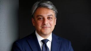 Luca de Meo (ici, le 31 octobre 2018), directeur général de Renault.