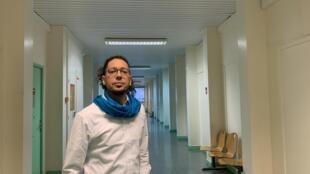 O escritor angolano Ondjaki na Universidade Sorbonne Nouvelle