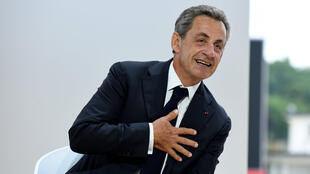 Николя Саркози. 29.08.2019