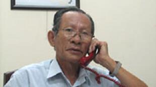 Ông Hồ Ngọc Nhuận, Phó Chủ tịch Ủy ban Mặt trận Tổ quốc Việt Nam TPHCM (DR)