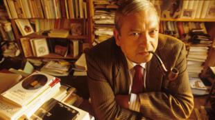 Французский историк Жак Ле Гофф,1988