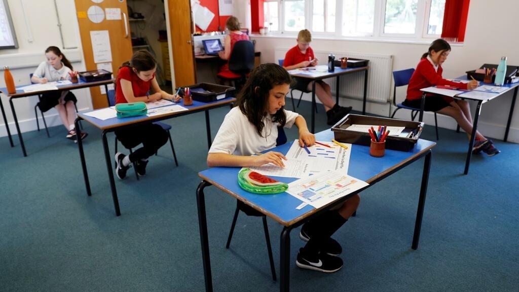 Coronavirus au Royaume-Uni : une réouverture des écoles à petits pas, mais très discutée