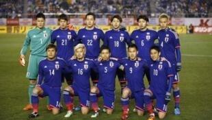 Đội tuyển Nhật Bản tại Cúp bóng đá Thế giới Brazil 2014.