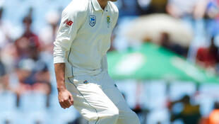 South Africa's Duanne Olivier was deemed man-of-the-match for taking 11 Pakistan wickets during the first Test in Centurion.