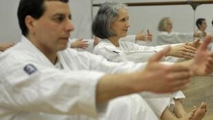 Curso de Karate adaptado para pacientes con cáncer.