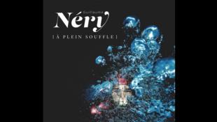 Couverture de «Guillaume Néry, à plein souffle», Glénat Éditions.