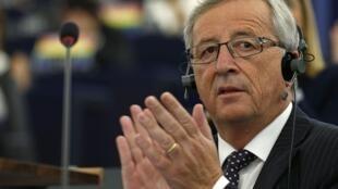 O ex-primeiro-ministro do Luxemburgo, Jean-Claude Juncker, foi eleito o novo presidente da Comissão Europeia.