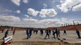 Estádio Itaquerão ainda não foi construído, mas será o local da abertur da Copa de 2014.