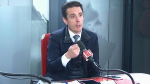 法國交通部國務秘書Jean-Baptiste Djebbari