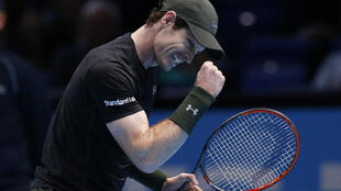 Andy Murray took more than three hours to win his second match at the ATP Tour Finals.