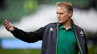 Joe Schmidt has led Ireland to three titles in the Six Nations tournament in five years.