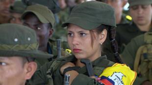 """""""El silencio de los fusiles"""" de Natalia Orozco fue proyectado en el Festival Biarritz América Latina."""