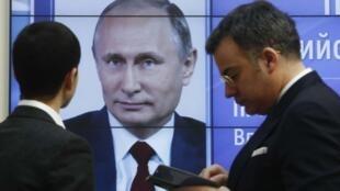 18 марта Владимир Путин был переизбран в четвертый раз на пост президента РФ