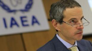 El actual embajador argentino ante el OIEA, Rafael Grossi. Aquí el 4 de junio de 2013.
