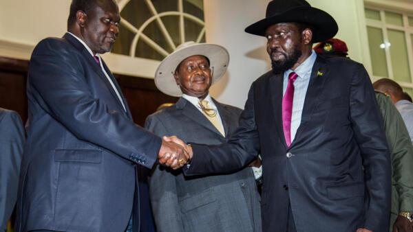 Ra'ayoyin masu saurare kan cimma yarjejeniyar sulhu ta karshe tsakanin Salva Kiir da Riek Machar