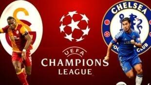Chelsea - Galatasaray - encontro entre amigos