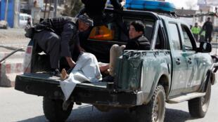 Harin da aka kai zuwa yan Sanda a Afghanistan