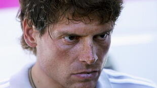 German cyclist Jan Ullrich on June 30, 2006.