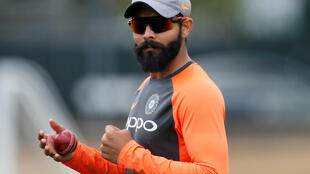 India's Ravindra Jadeja claimed four wickets against Bangladesh in their Asia Cup match.