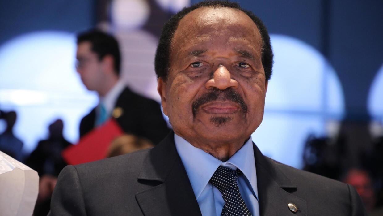 Cameroun: Paul Biya exhorte la jeunesse des régions anglophones à déposer les armes