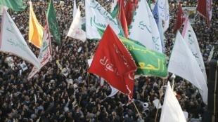伊朗革命卫队圣城旅指挥官苏莱曼尼被炸死