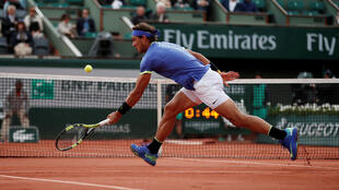 Rafael Nadal has never lost a Roland Garros semi-final match.