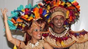 Balé Folclórico Arte Popular de Fortaleza promove no exterior manifestações culturais de todas as regiões do Brasil