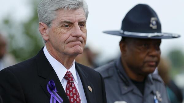 O governador do Mississipi, Phil Bryant