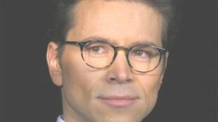 Geoffroy Didier, vice-président du mouvement Les Républicains de la région Ile-de-France en charge du Logement.