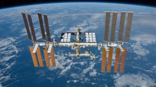 La Station spatiale internationale, le 23 mai 2010 (image d'illustration). L'objectif est d'envoyer un premier Égyptien dans l'ISS à l'horizon 2026.