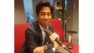 Stewart Chau, consultant au cabinet d'études et de sondages Viavoice.