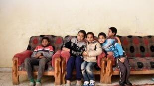 Le gouvernement égyptien veut limiter la croissance démographique de son pays. Il a annoncé que les pensions et subventions aux familles les plus pauvres seront limitées à deux enfants.(photo d'illustration)