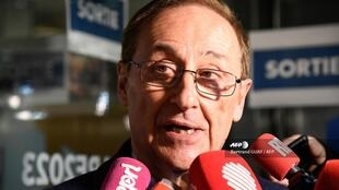 Didier Gailhaguet, the president of the French ice sports federation, says he will consider his position at the end of an inquiry into sex abuse allegations against a former coach..